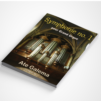 Ate Galema - Symfonieën en Sonates